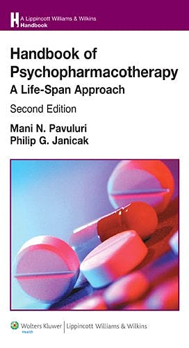 Portada del libro 9780781771962 Handbook of Psychopharmacotherapy. a Life-Span Approach