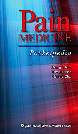 Portada del libro 9780781772181 Pain Management. Pocketpedia