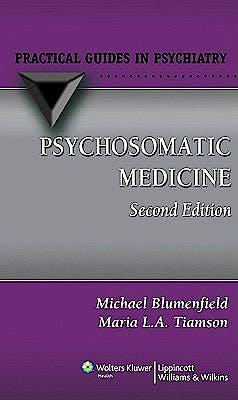 Portada del libro 9780781772426 Psychosomatic Medicine