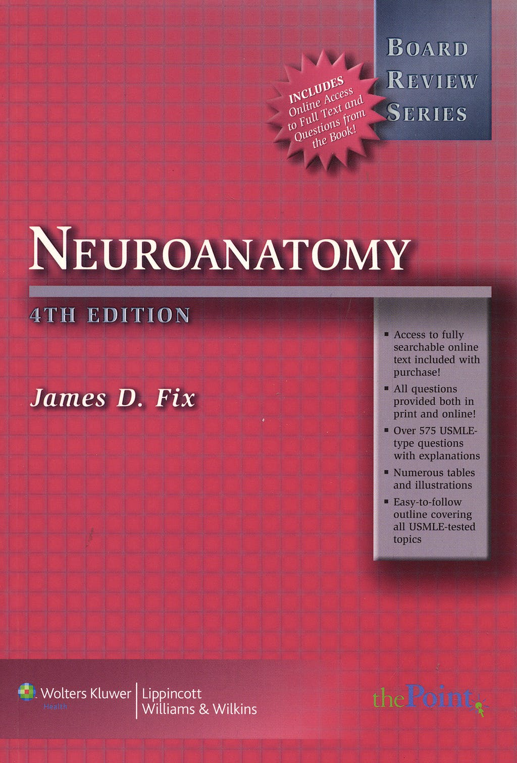 Producto: BRS Neuroanatomy (Board Review Series)