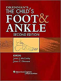 Portada del libro 9780781778473 Drennan's the Child's Foot and Ankle