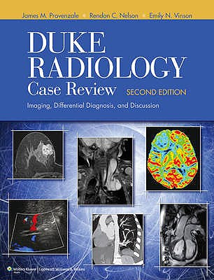 Portada del libro 9780781778602 Duke Radiology Case Review. Imaging, Differential Diagnosis, and Discussion