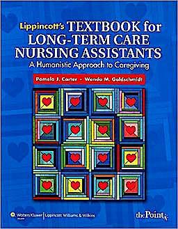 Portada del libro 9780781780681 Lippincott's Textbook for Long-Term Care Assistants