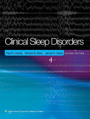 Portada del libro 9780781786928 Clinical Sleep Disorders