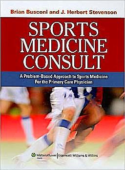 Portada del libro 9780781787208 Sports Medicine Consult
