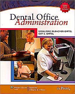 Portada del libro 9780781791601 Dental Office Administration