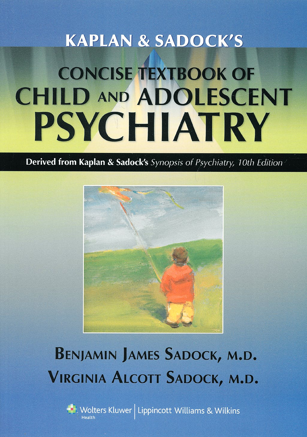 Portada del libro 9780781793872 Kaplan and Sadock's Concise Textbook of Child and Adolescent Psychiatry