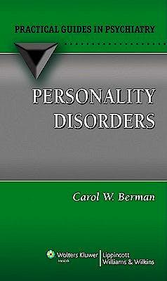 Portada del libro 9780781794015 Personality Disorders. A Practical Guide