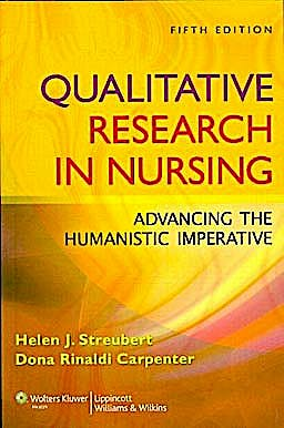 Portada del libro 9780781796002 Qualitative Research in Nursing
