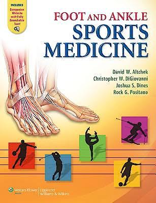 Portada del libro 9780781797528 Foot and Ankle Sports Medicine