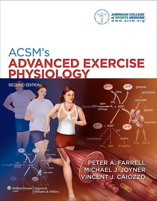 Portada del libro 9780781797801 ACSM's Advanced Exercise Physiology
