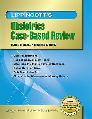 Portada del libro 9780781798495 Lippincot's Obstetrics Case-Based Review