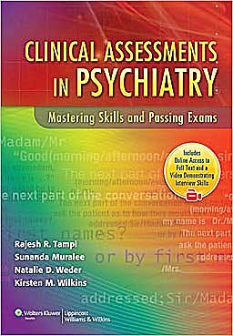 Portada del libro 9780781799096 Clinical Assessments in Psychiatry. Mastering Skills and Passing Exams