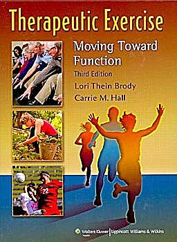 Portada del libro 9780781799577 Therapeutic Exercise. Moving toward Function