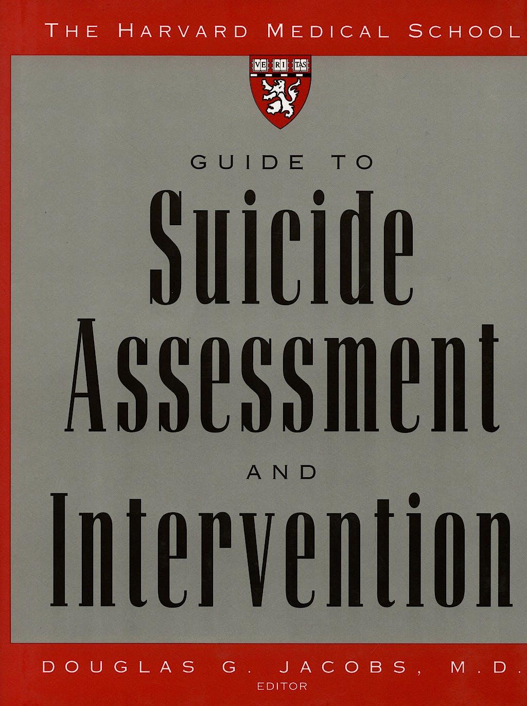 Portada del libro 9780787943035 The Harvard Medical School Guide to Suicide Assessment and Interventio