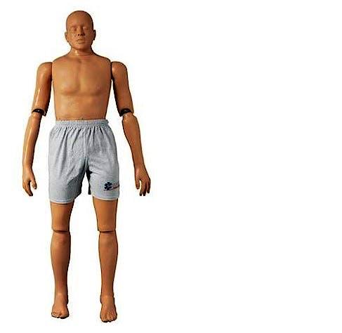 Muñeco Adulto para Rescate, 25 Kg. (Maniqui 167 Cm)