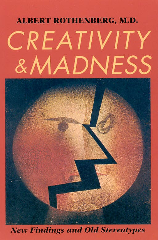 Portada del libro 9780801849770 Creativity and Madness: New Findings and Old Stereotypes