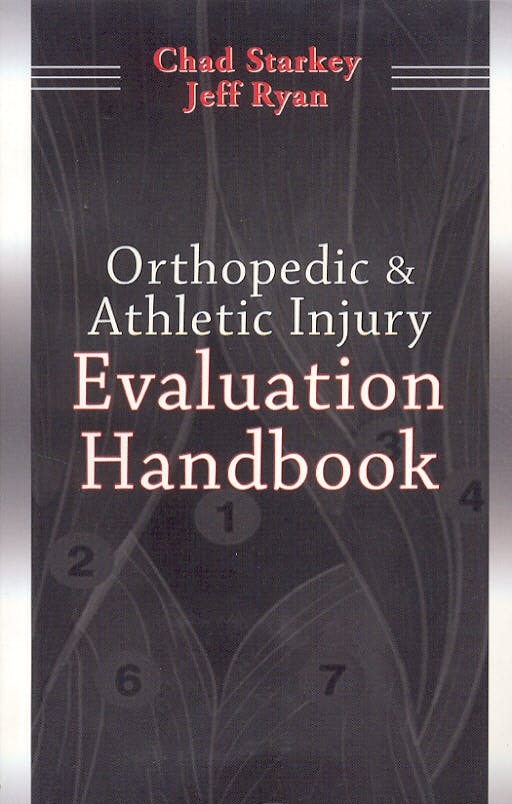 Portada del libro 9780803611047 Orthopedic and Athletic Injury. Evaluation Handbook