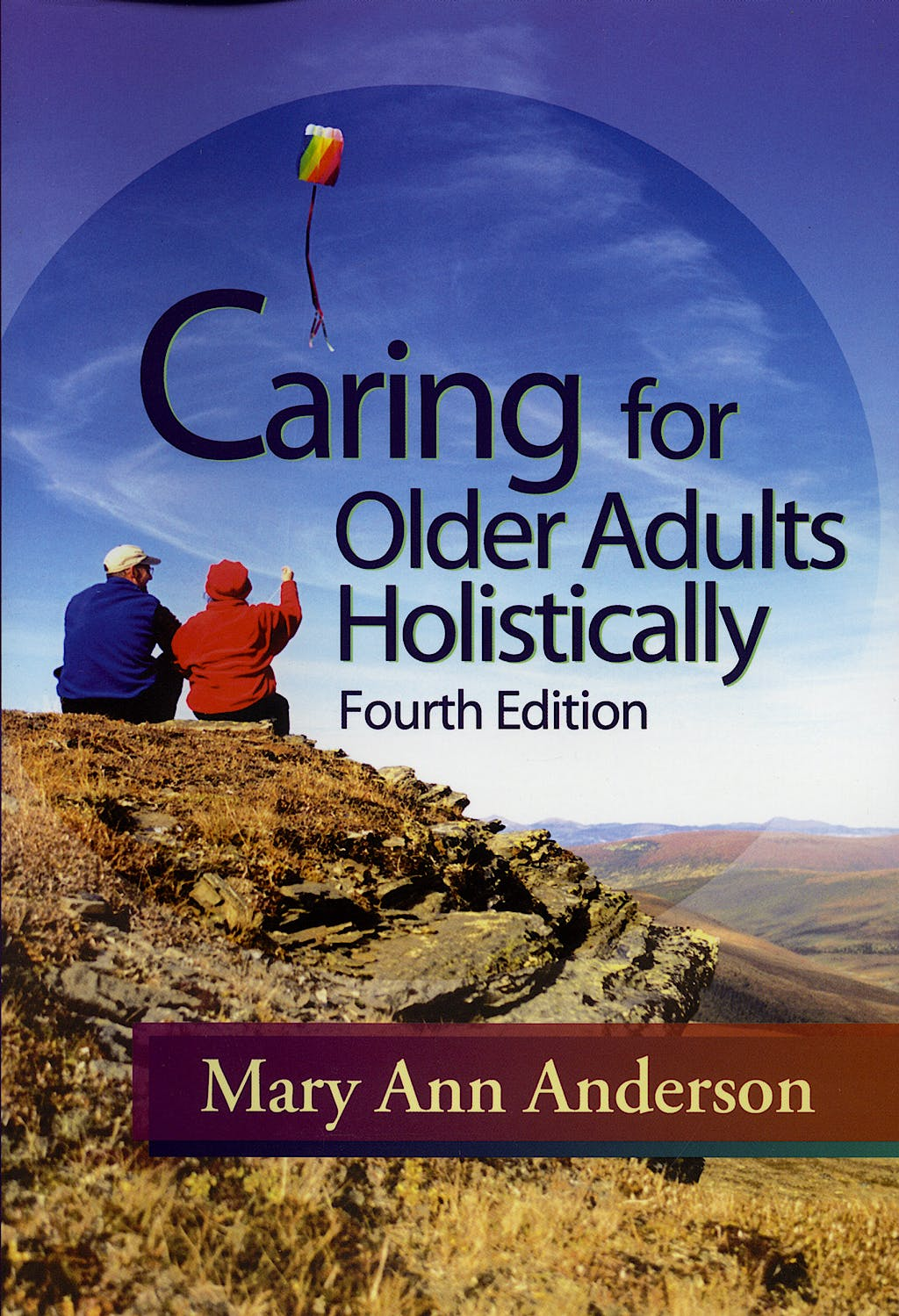 Portada del libro 9780803616790 Caring for Older Adults Holistically