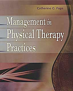 Portada del libro 9780803618725 Management in Physical Therapy Practices
