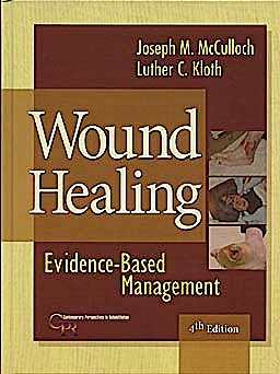 Portada del libro 9780803619043 Wound Healing. Evidence-Based Management