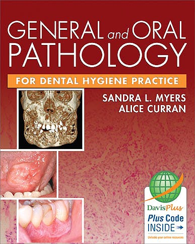 Portada del libro 9780803625778 General and Oral Pathology for Dental Hygiene Practice