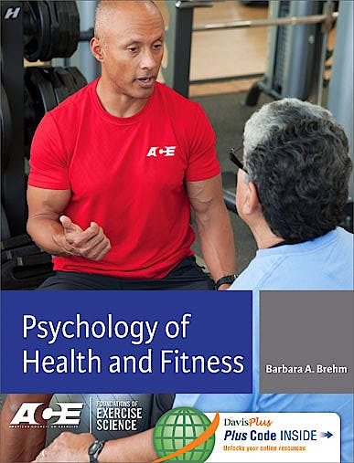 Portada del libro 9780803628274 Psychology of Health and Fitness: Applications for Behavior Change