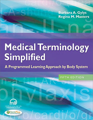 Portada del libro 9780803639713 Medical Terminology Simplified: A Programmed Learning Approach by Body System