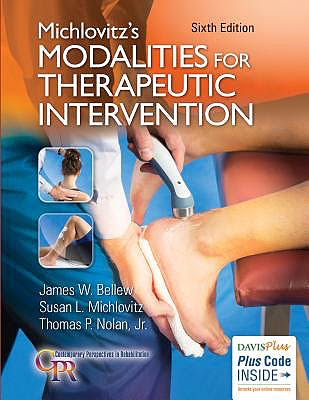 Portada del libro 9780803645639 Michlovitz´s Modalities for Therapeutic Intervention