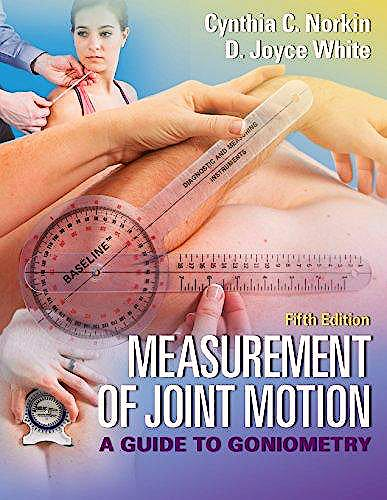 Portada del libro 9780803645660 Measurement of Joint Motion. A Guide To Goniometry