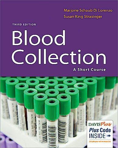 Portada del libro 9780803646070 Blood Collection. A Short Course