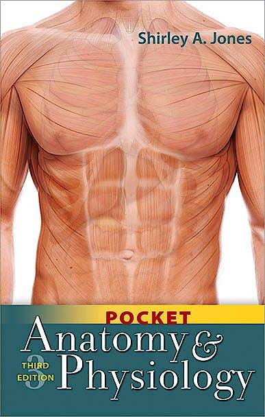 Portada del libro 9780803656581 Pocket Anatomy and Physiology