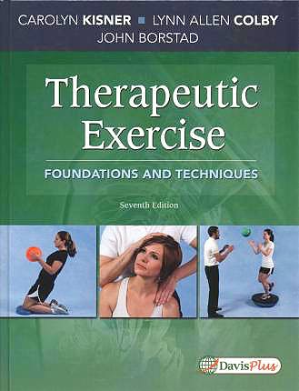 Portada del libro 9780803658509 Therapeutic Exercise. Foundations and Techniques