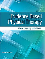 Portada del libro 9780803661158 Evidence Based Physical Therapy