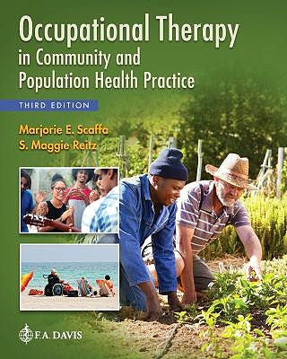 Portada del libro 9780803675629 Occupational Therapy in Community and Population Health Practice
