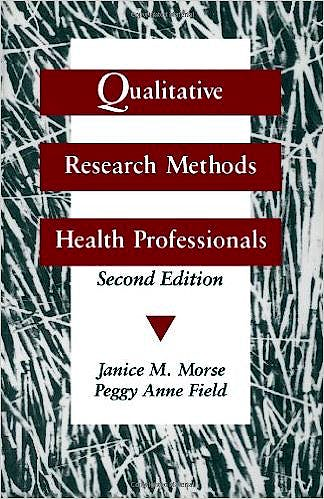 Portada del libro 9780803973275 Qualitative Research Methods for Health Professionals