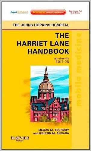 Portada del libro 9780808924357 The Johns Hopkins Hospital the Harriet Lane Handbook (International Edition) (Online and Print)