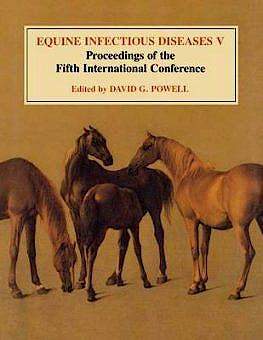 Portada del libro 9780813155982 Equine Infectious Diseases v. Proceedings of the Fifth International Conference