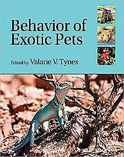 Portada del libro 9780813800783 Behavior of Exotic Pets