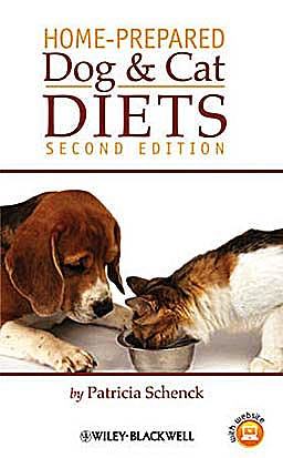 Portada del libro 9780813801193 Home-Prepared Dog and Cat Diets