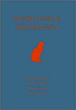 Portada del libro 9780813803333 Feline Clinical Parasitology