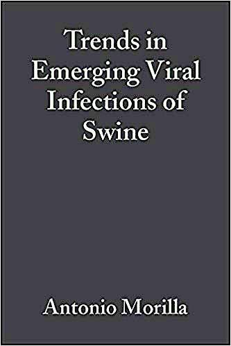 Portada del libro 9780813803838 Trends in Emerging Viral Infections of Swine