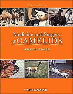 Portada del libro 9780813806167 Medicine and Surgery of Camelids
