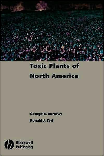 Portada del libro 9780813807119 Handbook of Toxic Plants of North America