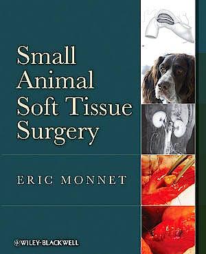 Portada del libro 9780813807829 Small Animal Soft Tissue Surgery + Dvd-Rom