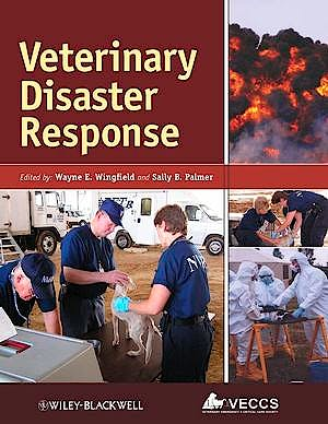 Portada del libro 9780813810140 Veterinary Disaster Response