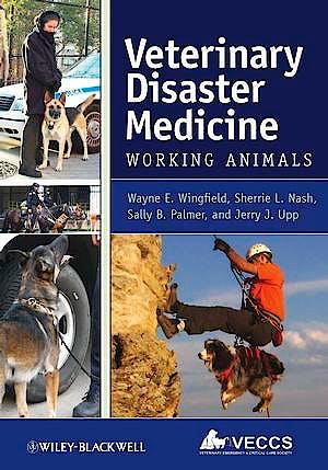 Portada del libro 9780813810171 Veterinary Disaster Medicine. Working Animals