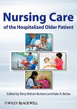 Portada del libro 9780813810461 Nursing Care of the Hospitalized Older Patient