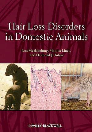 Portada del libro 9780813810829 Hair Loss Disorders in Domestic Animals