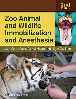 Portada del libro 9780813811833 Zoo Animal and Wildlife Immobilization and Anesthesia